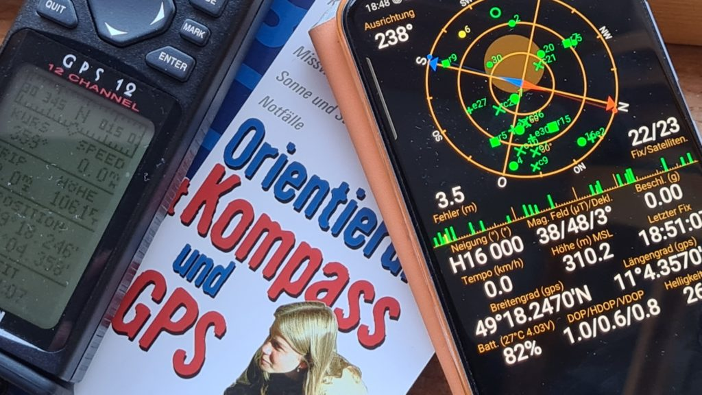 Referat über GPS